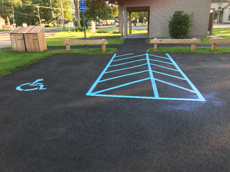 parking lot line painting ct  u0026 ny